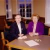 Aðalfundur KKD 1997 Salóme Eggertsdóttir og Bergþóra Jóhannsdóttir