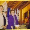Anna Garðarsdóttir, Bergþóra Jóhannsdóttir og Sigríður Johnson Basar 1997