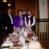 Jóla- og kökubasar 1997, Salome Eggertsdóttir, Bergþóra Jóhannsdóttir og Ásta Einarsdóttir